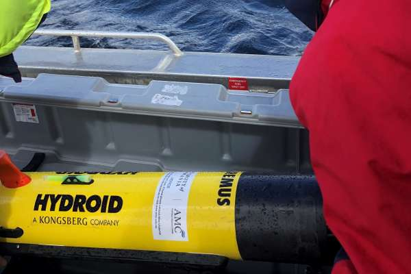 New software for automating AUV data analysis