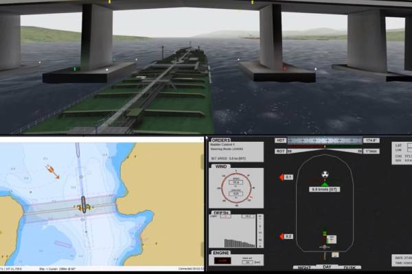Ship Manoeuvring Studies
