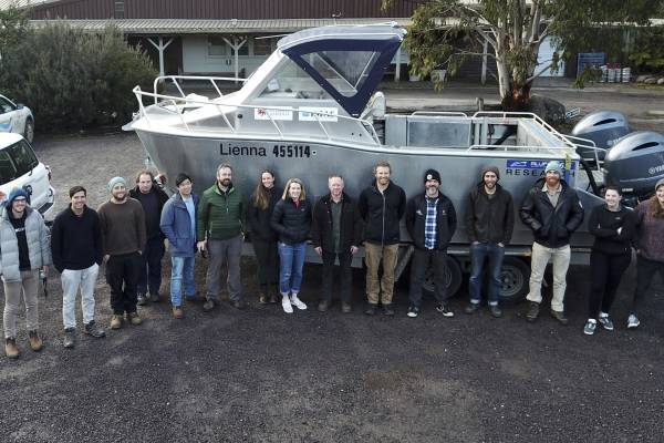 News: joint autonomous systems exercise held in Australia's deepest lake