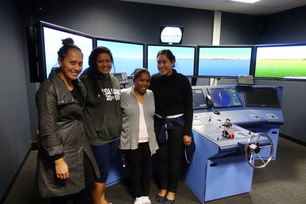 Record number of female Pacific Patrol Boat trainees