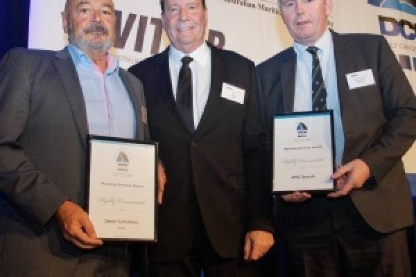 News: prize for port simulation services at maritime industry awards